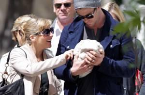 Elsa Pataky et son mari Chris Hemsworth : Première sortie avec leur petite India