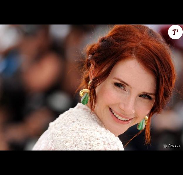 Bryce Dallas Howard à Cannes en mai 2011.