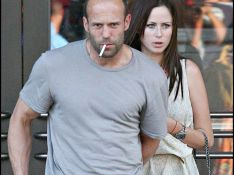 PHOTOS : Quand Jason Statham sort sa girlfriend... attention !