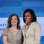 Valérie Trierweiler et Michelle Obama déjà très complices !