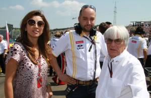 Bernie Ecclestone: A 81 ans, son mariage avec Fabiana ne fait pas l'unanimité