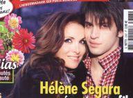 Hélène Segara et son fils Raphaël, chanteur : leur vie de famille en lumière