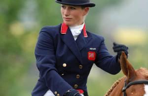 Zara Phillips annule ses J.O de Pekin, son cheval est blessé !