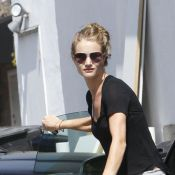 Rosie Huntington-Whiteley : Le week-end parfait de la belle Anglaise