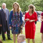 Pique-nique du jubilé à Buckingham: Beatrice, Eugenie, Sophie de Wessex régalent