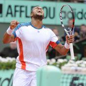 Roland-Garros 2012 : Jo-Wilfried Tsonga à l'assaut de la montagne Novak Djokovic
