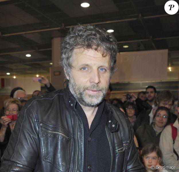 Stéphane Guillon le 18 mars 2012 à Paris