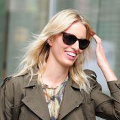 Karolina Kurkova, top model et maman ultrachic, nous donne une leçon de mode