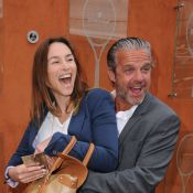 Roland-Garros 2012 : Vanessa Demouy et David Brécourt, deux copains côté court