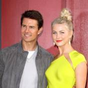 Tom Cruise collé à Julianne Hough, divine et sexy, pour Rock of Ages