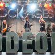 L'avant-première de  Rock Forever , le 10 juin 2012 à Londres.