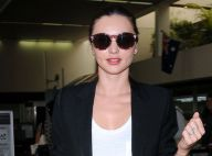 Miranda Kerr : Stylée et relax après un incident devant son domicile