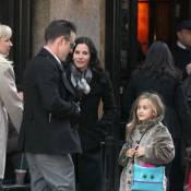 Courteney Cox a déposé les papiers du divorce et ne portera plus le nom Arquette