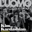 Couverture du Vogue Uomo