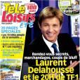 Télé Loisirs  en kiosques le 18 juin 2012