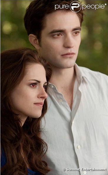 Image du film Twilight - chapitre V : Révélation (partie II) avec Robert Pattinson et Kristen Stewart
