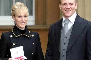 Zara Phillips, fille de la princesse Anne... le mariage  !