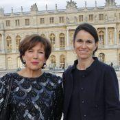 Vasconcelos à Versailles : Aurélie Filippetti et Roselyne Bachelot séduites