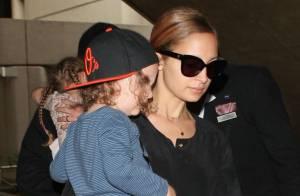 Nicole Richie : De retour de Sydney avec sa famille et prête à reconquérir L.A.