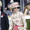 La princesse Anne lors de la seconde journée de la Royal Ascot à Ascot le 20 juin 2012