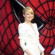 Emma Stone à Berlin le 20 juin 2012 pour la présentation de  The Amazing Spider-Man.