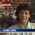 Jeannie Longo s'exprime au 13h de TF1 le 22 juin 2012