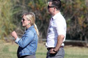 Reese Witherspoon parle enfin de sa grossesse !