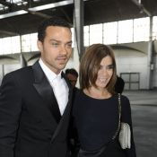 Fashion Week : Le beau Jesse Williams, l'élégante Carine Roitfeld chez Givenchy