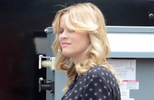 Reese Witherspoon, enceinte : Epuisée en tournage, elle affiche petite mine