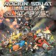 Pochette de la mixtape de Rockin' Squat,  Illegal Mixtapes 3