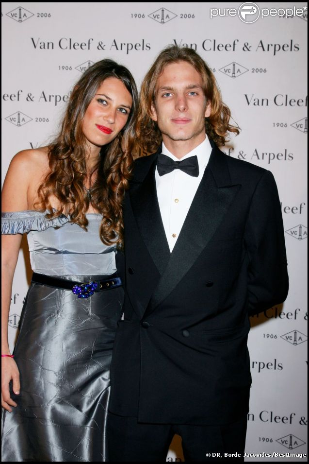 Confirm. All Andrea casiraghi tatiana santo domingo