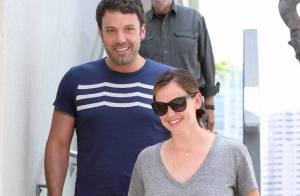 Jennifer Garner et Ben Affleck affectueux et complices comme au premier jour