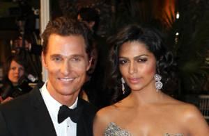 Matthew McConaughey et Camila Alves : Un troisième enfant en route !