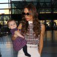 Harper Seven, dernier accessoire de mode de sa maman Victoria Beckham. En novembre 2011