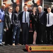 Christopher Nolan : le père de Batman honoré devant la sexy Anne Hathaway