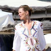 Kate Moss enceinte ? Elle crée le buzz à Saint-Tropez !