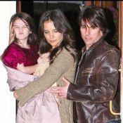 Divorce Tom Cruise et Katie Holmes : Ils trouvent un accord pour Suri