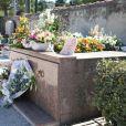 Obsèques de Mouss Diouf, le 9 juillet 2012, à Auriol.