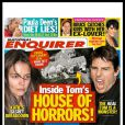 La fameuse couverture de The National Enquirer