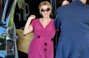 Reese Witherspoon, enceinte, assume enfin son ventre bien rond