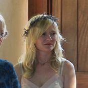 Kirsten Dunst : Quand elle est de mariage, elle est toujours superbe