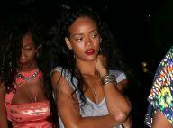 Rihanna, chic et décontractée, tout simplement sublime à Saint-Tropez