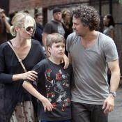 Mark Ruffalo : Sa famille en visite pendant que Keira Knightley chante