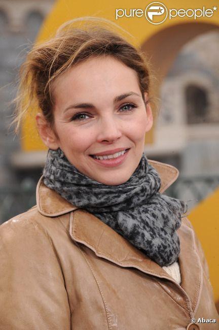 Claire Keim en avril 2012 à Paris
