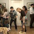 Chris O'Dowd, Kristen Wiig, Adam Scott, Jennifer Westfeldt, Maya Rudolph et Jon Hamm dans  Friends with Kids . En salles le 1er août.