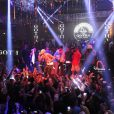 Chris Brown donne un showcase le 25 juillet 2012 au Gotha Club à Cannes