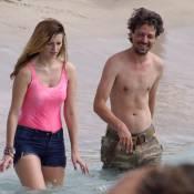 Mischa Barton : Amoureuse, radieuse, mais pudique avec Sebastian Knapp