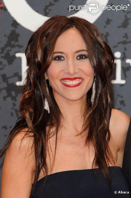 Fabienne Carat en mars 2012 à Beaune