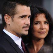 Total Recall : Colin Farrell souriant et complice avec sa charmante soeur