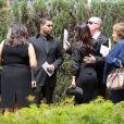 Funérailles de Lupe Ontiveros le 3 août 2012 à Pico Rivera